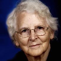 Lenora Faye Wiggins