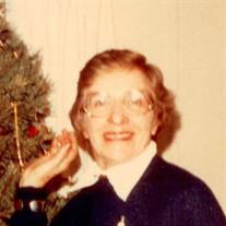 Mrs. Frances Theresa Hamilton