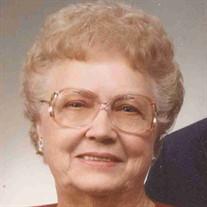 Eleanor Helen McAllister