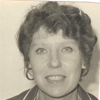 Mrs. Mary Angela Nichols