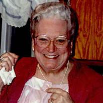 Maxine Virginia Baker
