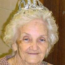 "Peggy Jean ""Nana"" McCool"