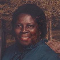 Mrs. Hattie Mae Parker Coleman