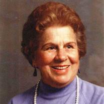 Dorothy Margaret Hawley