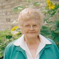 Mrs. Evelyn Elizabeth Wickman