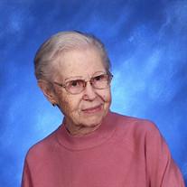 Margaret Lee Blackburn