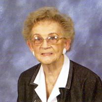Mrs. Melba Strong Taylor