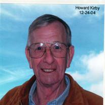 Mr Howard Keith Kirby