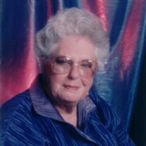 Mrs. Lucille Kimsey Hedden