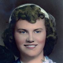 Mrs. Mary Ellen Miles Wafflard
