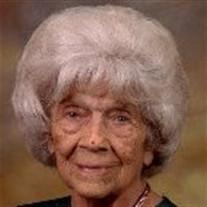 Mrs. Mary Helen Barnett