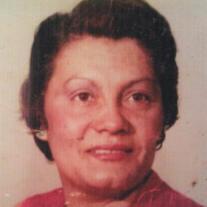 Mrs. Ramona Franco