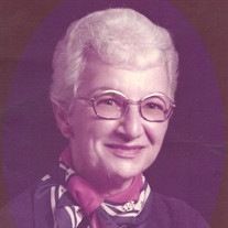 Maxine Elizabeth O'Dell Eagle