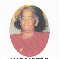 """Ms. Margaret Evelyn """"Poochie"""" Walker"""