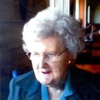 Miss Margaret Finley