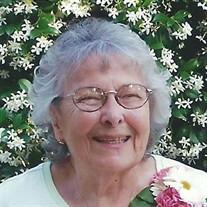 Lola M. McAnally