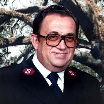 Major Thomas Eugene Woodcock