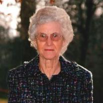 Mrs. Elbia G. Bullins