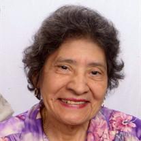 Mrs. Elena Ramos Garza
