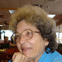 Mrs. Eula Mae Wehunt