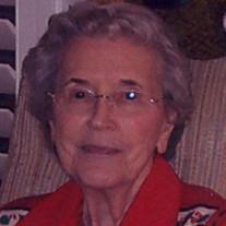 Mrs. Bonnie Robertson Myers