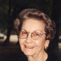 Mrs. Jewel Irene Kirkpatrick Barnhardt