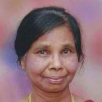 Mrs. Aleyamma Thomas