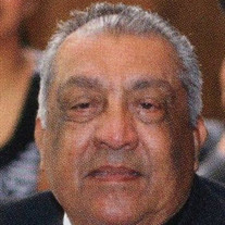 Mr. Adolpho Gonzales Sr.