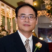 Mr. Jianlin He