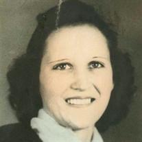 Mrs. Mary Elizabeth Shelton