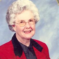 Mrs. Gladys Wylie