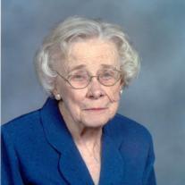 Mary Margaret Martin