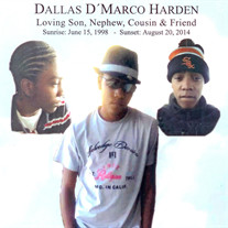 Dallas D'Marco Harden