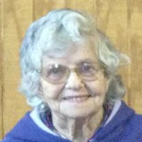Betty Lou Webb