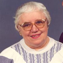 Mrs. Dorothy Richey