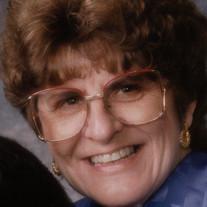 Patricia Mae Morris