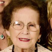 Margaret Jean Newton