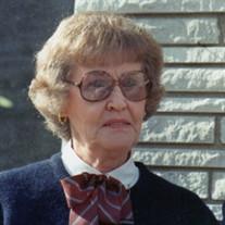 Mary Belle Bohannon