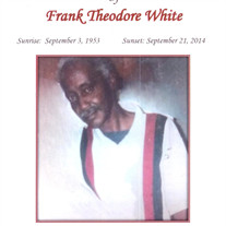 Frank  Theodore White