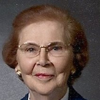 Eleanor V. Westfall