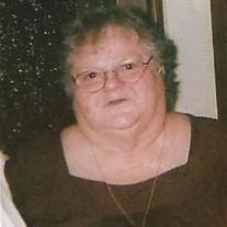 """Bonnie Lee """"Pat"""" Comer"""