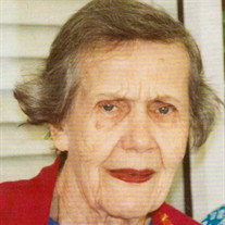 Beulah 'Bee' Dowda Colquitt