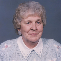 Mrs. Florence Mae Canfield