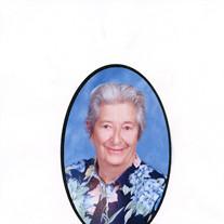 Mrs. Juanita Frances Adams