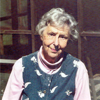 Betty Thomas Mann