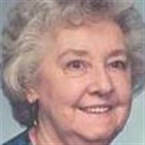 Mary J McCaffery