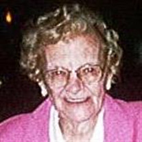 """Margaret """"Peg"""" Bowker"""