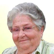 Mrs. Alice Farlow McRae