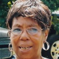 Mrs. Gloria  Orr Hendricks