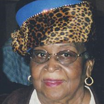 """Bernice L. """"Mama B""""Gay"""